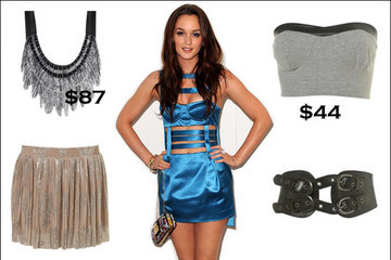 Shop Holiday Gifts for the Edgy Leighton Meester Gal