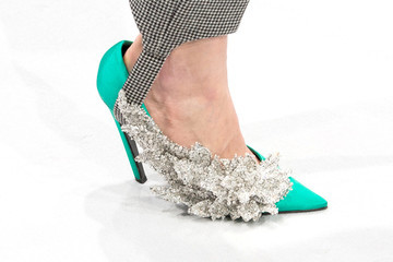You Have to See These Fall '16 Runway Shoes