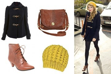 Shop This: Taylor Swift's Cozy Fall Look