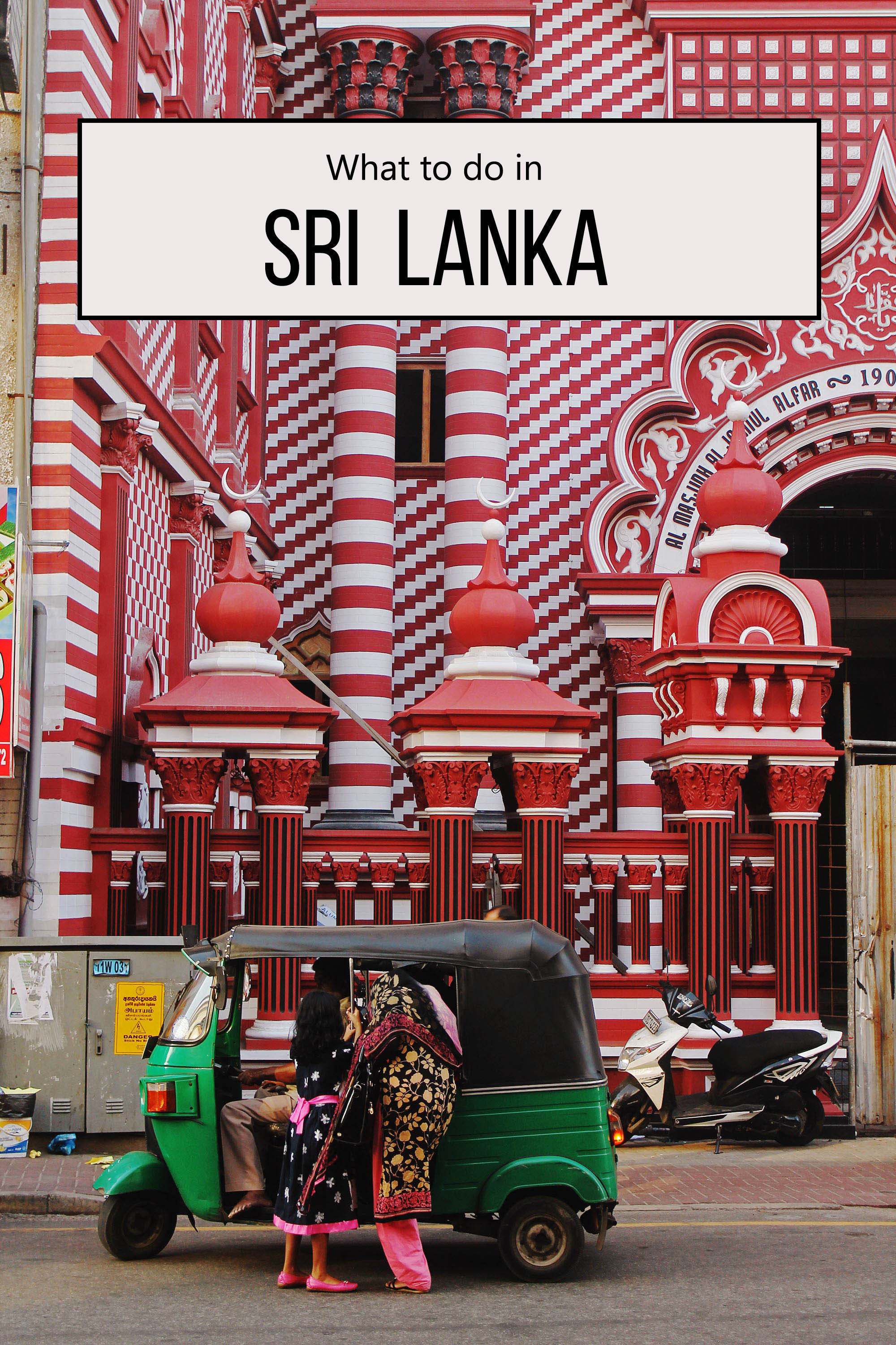 Where To Go In Sri Lanka, Planned Out For You