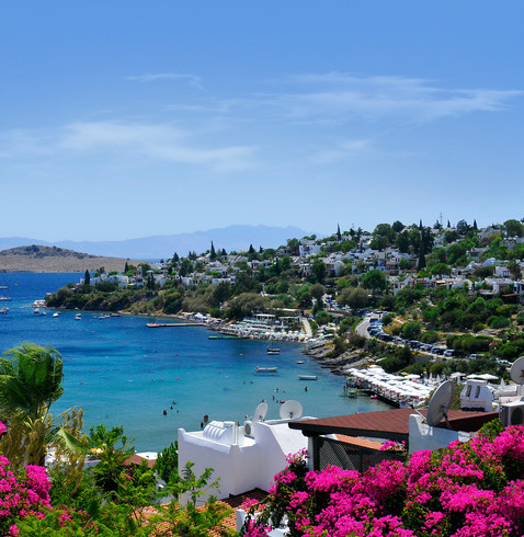 Instead Of: Bodrum, Turkey