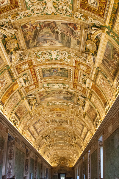Michelangelo Hated Painting The Sistine Chapel