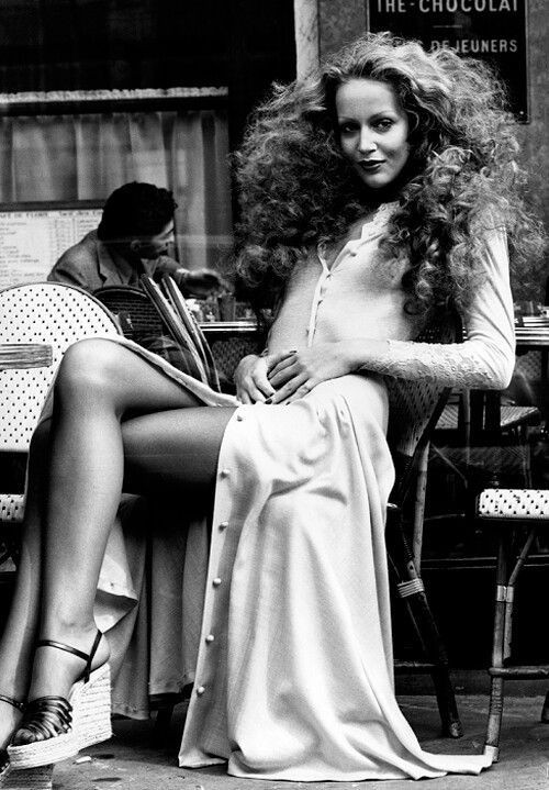 Jerry Hall Cosmo 1974 70s Style Inspiration Livingly