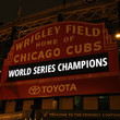 The Chicago Cubs Won The World Series