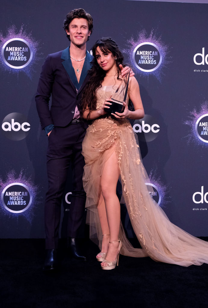 Shawn Mendes And Camila Cabello - Celebrity Couples with Extreme Height Differences - Livingly