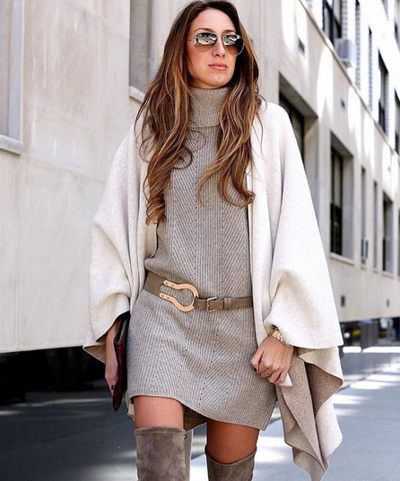 Layer Nude Knits
