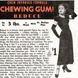 1955: Dr. Phillips Chewing Gum