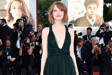 Emma Stone's Red Carpet Win