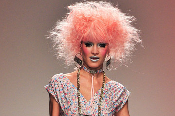Girls Just Want to Have Fun: Betsey Johnson's Wild (and Actually Wearable) Spring Collection
