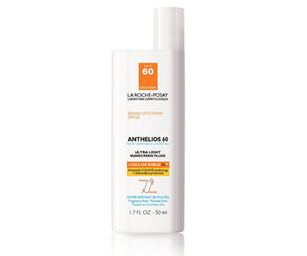 La Roche-Posay Anthelios Face Sunscreen Ultra-Light Fluid with Antioxidants