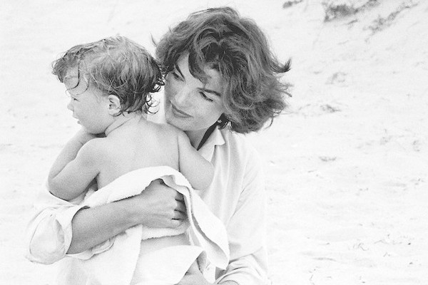 These Rare Photos of Jackie O Are So Touching