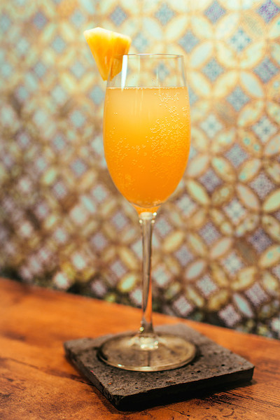 Pineapple Fizz - Simple and Delicious Cocktail Recipes