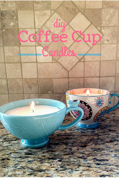 Repurpose Old Tea Cups