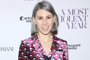 Zosia Mamet's Antique Hair, MAC's Newest Collaboration and More
