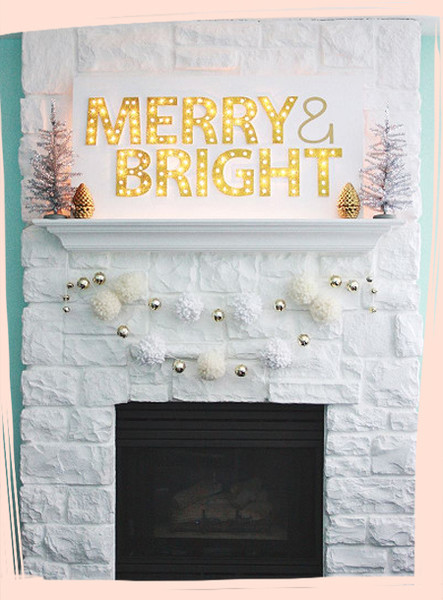 Festive Ways to Use Christmas Lights Inside Your House