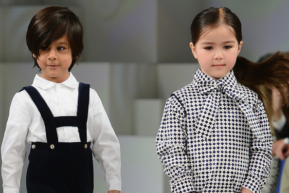 10 New Playground Style Rules, According to Global Kids Fashion Week