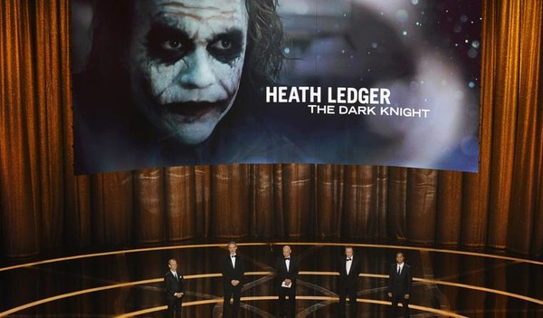 2009: Heath Ledger Wins Posthumous Oscar