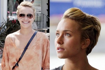Great Hair Day: Hayden Panettiere's Faux Updo