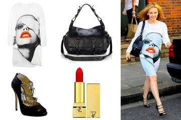 Shop This: Kylie Minogue's Hot Lips
