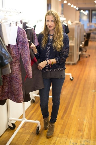 EXCLUSIVE - Inside Charlotte Ronson's Studio