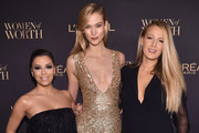 The Tallest Women in Hollywood