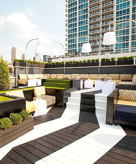 Go To At Least One Roof Top Bar