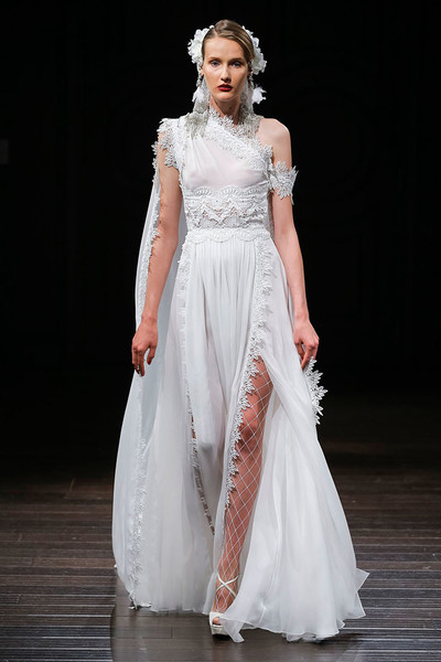 Naeem Khan Bridal, Fall 2018