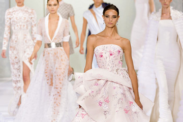 Wedding-Worthy Dresses From Paris Couture Week