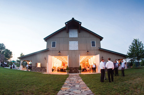 Georgia the most stunning barn wedding venues in the country