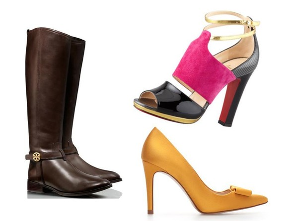 15 Pairs of Perfect Fall Shoes
