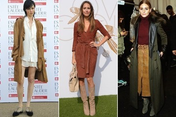 Get Ahead of Fall's '70s Trend with This Celeb-Approved Material You Can Wear Now