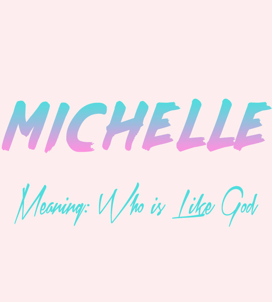 baby names name michelle