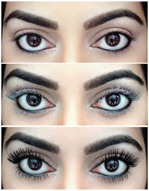 Thicken Lashes With Baby Powder 10 Ways To Get Longer Thicker