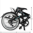 The Person Who Has Everything: Foldable Bike