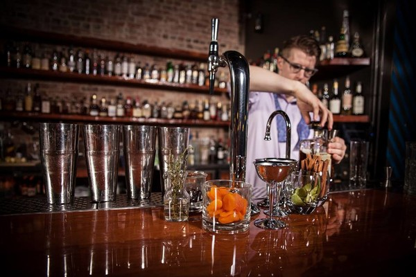 NEBRASKA: The Berry & Rye in Omaha