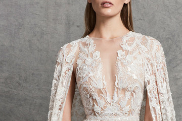 Here's a Sneak Peek at Next Year's Most Breathtaking Wedding Dresses