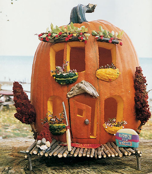 House Pumpkin