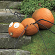 Giant Pumpkin Spider