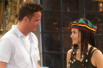 8 of the Funniest Hairstyles From 'Friends'