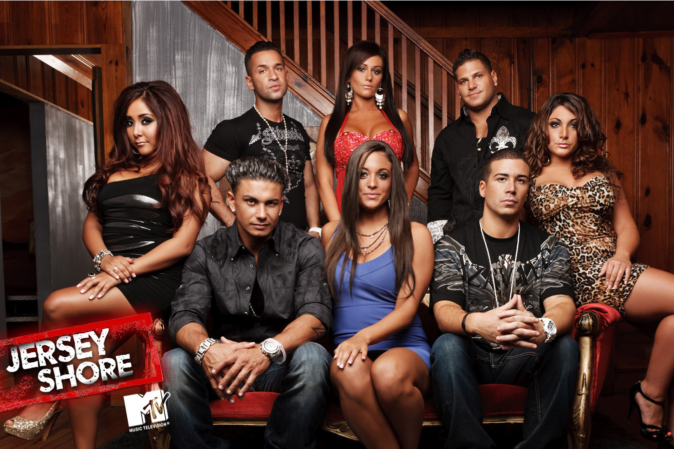 Get Those Fists Pumping Because The Jersey Shore Is Back
