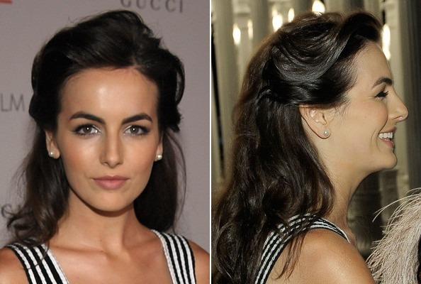 How to Style Your Hair Like Camilla Belle