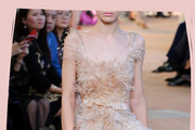 Wedding Dress Inspiration From the Milan Runway