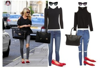 Steal Her Look: Poppy Delevingne