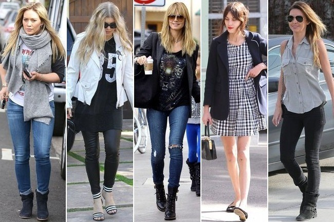 Vote! Which Celeb Had the Best Weekend Street Style ...