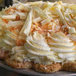 WASHINGTON: Triple Coconut Cream Pie at Dahlia Bakery in Seattle