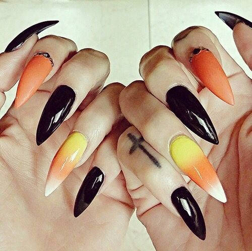 Candy Corn Claws