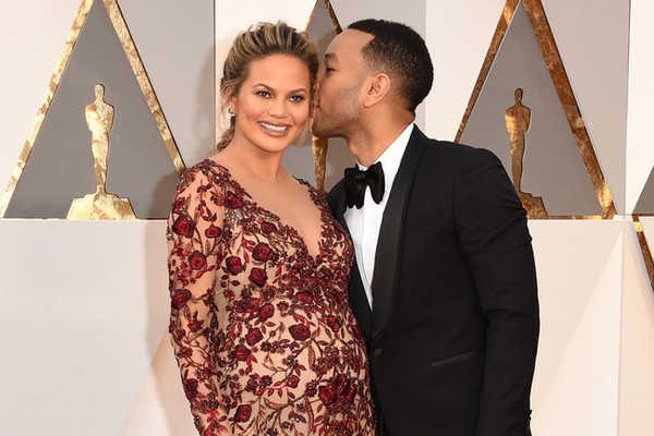 The Hottest Couples at the 2016 Academy Awards