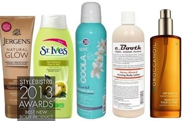 StyleBistro Awards 2013: Vote for the Best New Body Product!