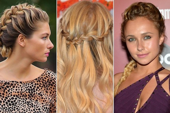 Braided Beauties: Cute Celebrity-Inspired Braid Ideas