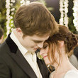 Robert Pattinson and Kristen Stewart in 'The Twilight Saga'